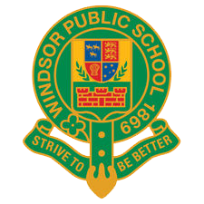 Windsor Public School logo